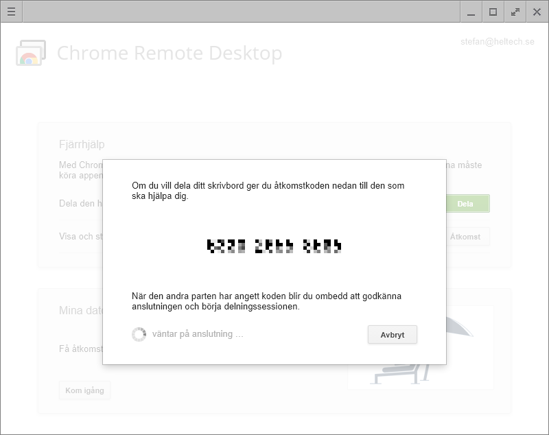 chrome remote desktop 05